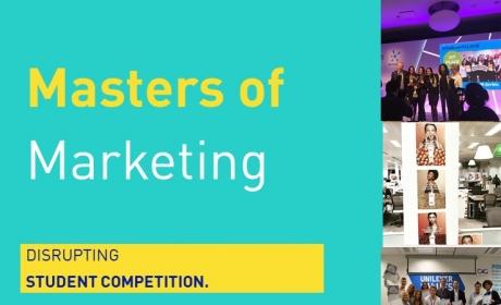 Druhý ročník soutěže Masters of Marketing zná své vítěze